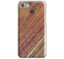 Wood background iPhone Case/Skin