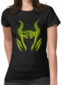 The Evil Fairy Womens Fitted T-Shirt