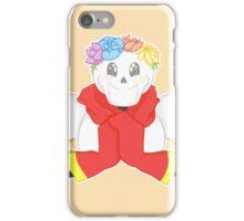 Papyrus Flower Crown iPhone Case/Skin