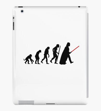 Evolution  lightsaber iPad Case/Skin