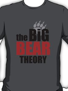 The Big Bear Theory T-Shirt