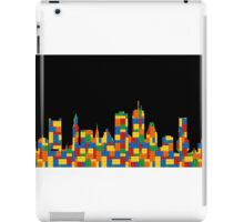 Boston Skyline 4 iPad Case/Skin