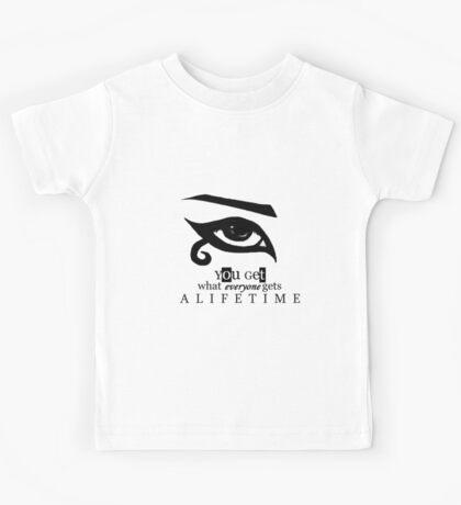 Lifetime Kids Tee
