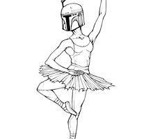 Ballet Fett by sweav