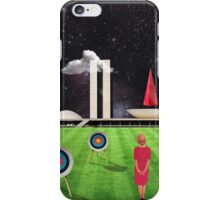 Modern Vintage Collection -- Planalto Central iPhone Case/Skin