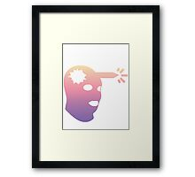 Headshot CSGO Framed Print