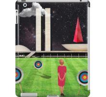 Modern Vintage Collection -- Planalto Central iPad Case/Skin