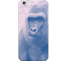 Pink Gorilla iPhone Case/Skin