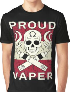 Proud Vaper | Austria Graphic T-Shirt