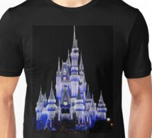 Ice Covered Castle Unisex T-Shirt