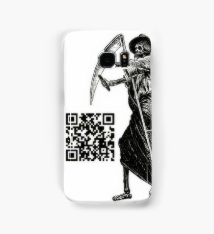 QR Code Samsung Galaxy Case/Skin