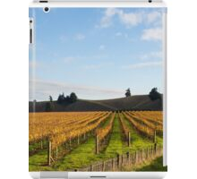 Harvest iPad Case/Skin