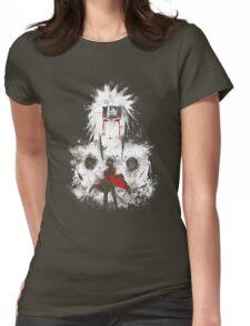 Sennin Modo Womens Fitted T-Shirt