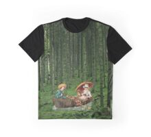 THE STROLL  Graphic T-Shirt