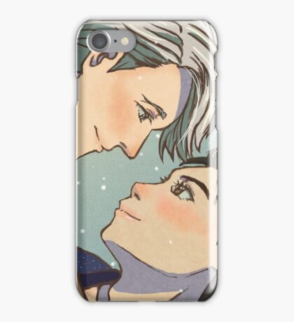 Victuuri - Yuri!!! On Ice iPhone Case/Skin