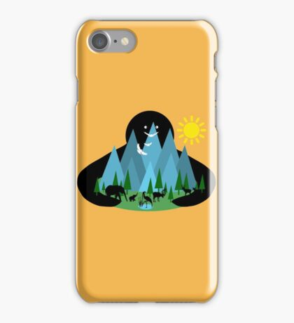Nature Lover iPhone Case/Skin