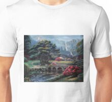 Garden Of The Spirit Unisex T-Shirt