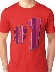We are #1 Unisex T-Shirt