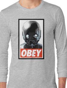 Obey K-2SO Long Sleeve T-Shirt
