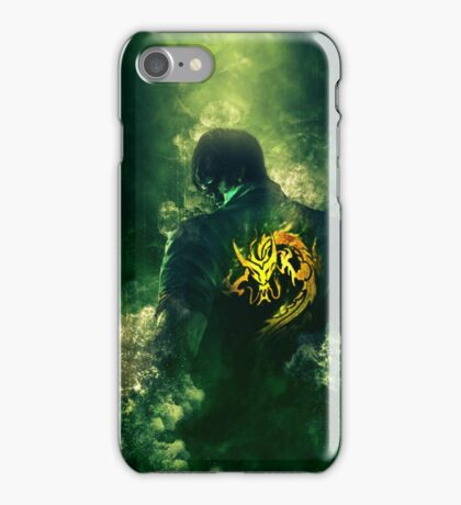 Dragon Fist Lee Sin iPhone Case/Skin