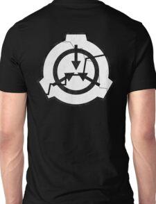 Cracked SCP Logo Unisex T-Shirt