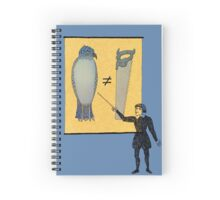 Hamlet's Weather Report Spiral Notebook