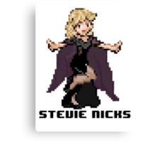 Stevie Nicks Sprite Canvas Print