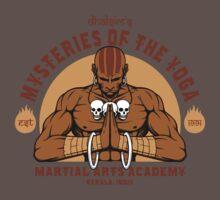 Yoga Martial Arts One Piece - Short Sleeve