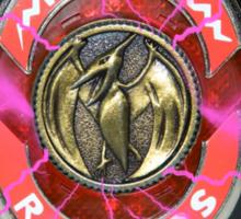 It's Morphin Time - PTERODACTYL Sticker