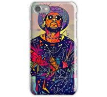 Abstract Schoolboy Q iPhone Case/Skin