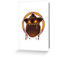 Lava Hound - Clash Royale Greeting Card