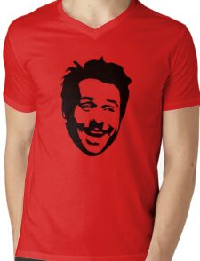 Charlie Day Mens V-Neck T-Shirt