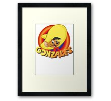 custom Speedy Gonzales new funny t-shirt Framed Print