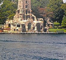 Another View of Boldt Castle, 1000 Islands, NY, USA by Shulie1