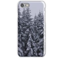 White Cloak iPhone Case/Skin