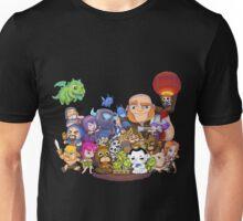 Clash family - fan art Unisex T-Shirt