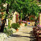 La Residencia Garden Path......................Majorca by Fara