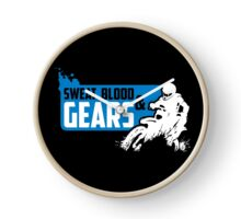 Sweat Blood and Gears Clock
