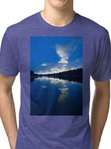 Blue Reflection Tri-blend T-Shirt