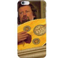 Troubador iPhone Case/Skin