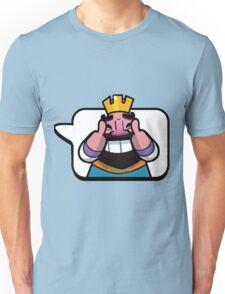 Funny Reaction - Clash royale Unisex T-Shirt