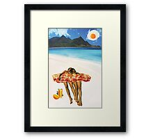 Unrequited Fantasies Framed Print