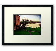 Linlithgow Palace Framed Print