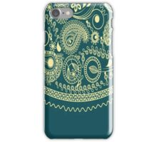 tit is a sweety green iPhone Case/Skin