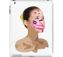 The Teeth 5 iPad Case/Skin