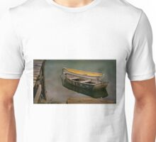 New-and-Old,-Back-Cove,-Maine Unisex T-Shirt