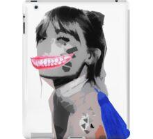 The Teeth 2 iPad Case/Skin