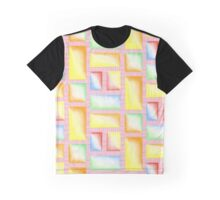 Composition in many Colors Graphic T-Shirt