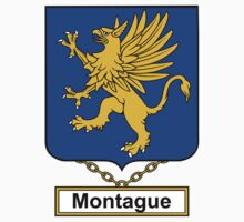 Montague Coat of Arms (English) by coatsofarms