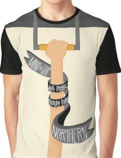 Northern Line (LondonTube) Graphic T-Shirt